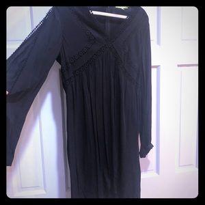 Black Gianni Bini dress